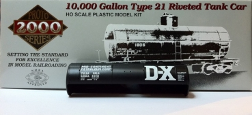proto 23151 | 10000 Gallon Type 21 Riveted Tank Car CSOX