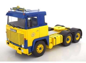 "Road Kings 180011| 1:18 Scania LBT 141 ""ASG"""