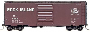 Kadee 5245 | H0 40' PS-1 Box Car Post 1954 with Scale Coupler