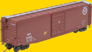 Kadee 6112 | H0 50' PS-1 Box Car with Gradual Side Sill & Scale