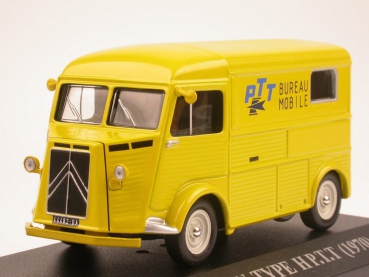 IXO 13573 | 1:43 Citroen Type H, 1970, PTT Post