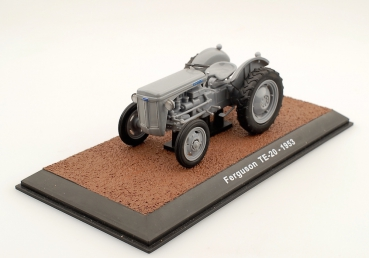 Editions Atlas 7517004 | 1:32 Ferguson TE-20, 1953, grey