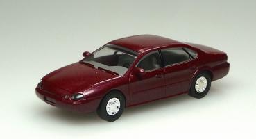 Atlas 1278 | H0 Ford Taurus 1996, metallic-red