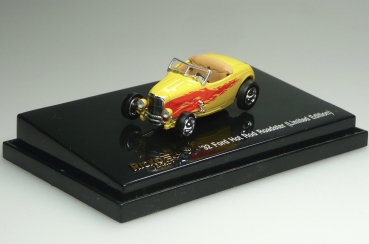 Ricko 38497 | H0 '32 Hot Rod Roadster, yellow