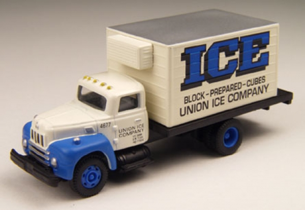 ClassicMetalWorks 30172 | H0 iH R-190 Union ICE CO. Refrig. Truck