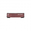 Kadee 6713 | H0 50' PS-1 Box Car RI #64530