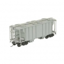 Kadee 8601 |  H0   PS-2 Two Bay Hopper, undecorated