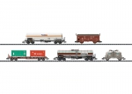 "Trix 15285 | N ""Freight Transport"" Car Set"