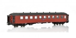 NMJ 132.302 | H0 NSB CB3 21233 in Red/Black livery